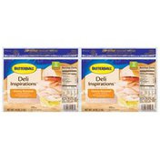 Butterball Deli Inspirations Thick Sliced Honey Roasted Turkey Breast