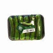 Double Diamond Mini Cucumbers