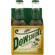 Mtn Dew Dew Shine Made With Real Sugar - 4 PK
