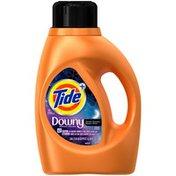 Tide Plus Downy Sweet Dreams Detergent