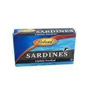 Roland Sardinas In Soybean Oil