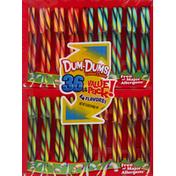 Dum-Dums Candy Canes, Value Pack!