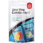 Seachem One Year Combo Alert Pack Fish Tank pH & Ammonia Monitoring Kit