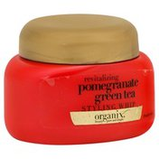 OGX Styling Whip, Revitalizing, Pomegranate Green Tea