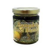 Living Tree Community Foods Alive Organic Pumpkin Seed Butter New