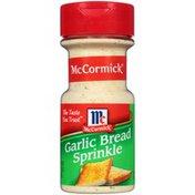 McCormick®  Garlic Bread Sprinkle