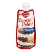 Betty Crocker Cookie Creme Vanilla Creme