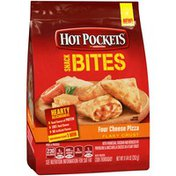 Hot Pockets Four Cheese Pizza Flaky Crust Frozen Snacks