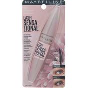 Maybelline Mascara, Lash Sensational, Midnight Black 252