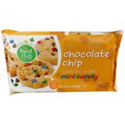 Food Club Candy Cookies, Chocolate Chip