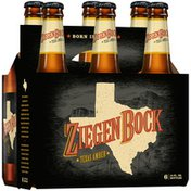 ZiegenBock Texas Amber Beer