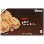 Hy-Vee Garlic Dinner Rolls
