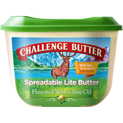 Challenge Spreadable Butter, Lite