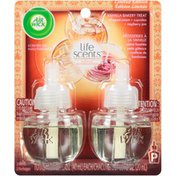 Air Wick Life Scents Vanilla Bakery Treat Scented Oil Air Freshener Refills