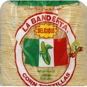 La Banderita Tortillas, Corn