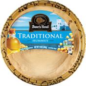 Boar's Head Hummus, Traditional