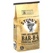 Stubb's Charcoal Briquets, Bar-B-Q, 100% All Natural