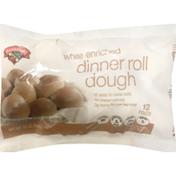 Hannaford White Enriched Dinner Roll Dough