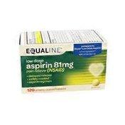 Equaline Aspirin 81 Mg Delayed Release Tablets