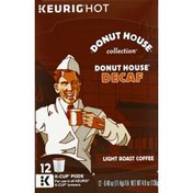 Green Mountain Coffee Donut House Collection, House Decaf K-Cups
