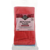 First Street All Purpose Towels, Microfiber