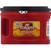 Folgers Coffee, Ground, Breakfast Blend