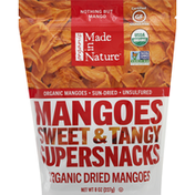 Made in Nature Mangoes, Sweet & Tangy, Supersnacks