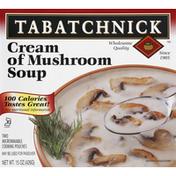 Tabatchnick Soup, Cream of Mushroom