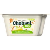 Chobani Yogurt, Greek, Key Lime Crumble
