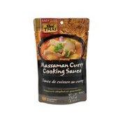 Real Thai Massaman Curry Sauce