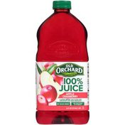 Old Orchard 100% Apple Cranberry Juice