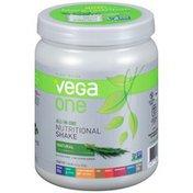 Vega Natural Nutritional Shake Drink Mix