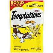 Temptations Tasty Chicken Flavor Cat Care & Treats