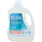 ECOS Laundry Detergent, Magnolia & Lily, Plant Powered, Hypoallergenic