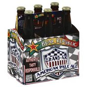Bear Republic Brewing Ale, American Pale