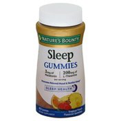 Nature's Bounty Sleep, Gummies, Tropical Punch Flavored