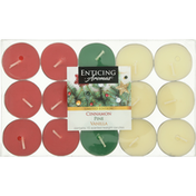 Enticing Aromas Scented Tealight Candle, Assorted