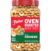 Fisher Whole Cashews