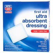 Rite Aid Ultra Absorbent Dressing