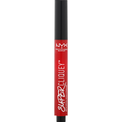 NYX Professional Makeup Lipstick, Matte, In The Red SCLS08