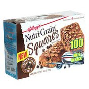 Nutri-Grain Muffin Squares, Chocolate Chip