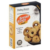 Shelley Annes Bread Rings, Sesame