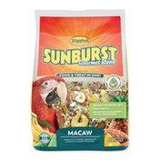 Higgins Premium Pet Foods Sunburst Gourmet Food Mix for Macaws