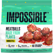 Impossible Meatballs, Homestyle
