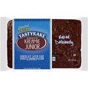 Tastykake Chocolate Kreamie Junior Cake