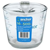 Anchor Measuring Cup, 16oz, Not Packed