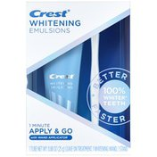Crest Leave-On Teeth Whitening Treatment With Wand