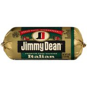 Jimmy Dean Premium Pork Italian Sausage Roll, 16 oz.