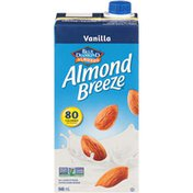 Almond Breeze Vanilla Almond Beverage