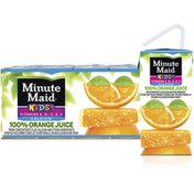 Minute Maid Vitamins A B1 C D E & Calcium 100% Orange Juice